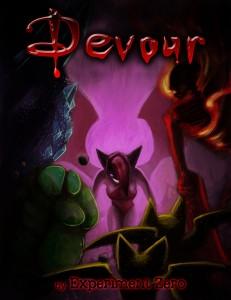 Devour-Poster